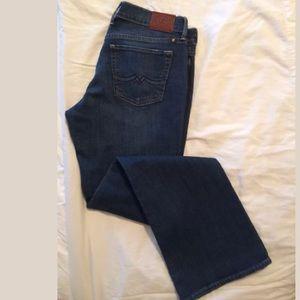 Lucky Brand Size 28X31 Sweet'N Low Boot Cut Denim